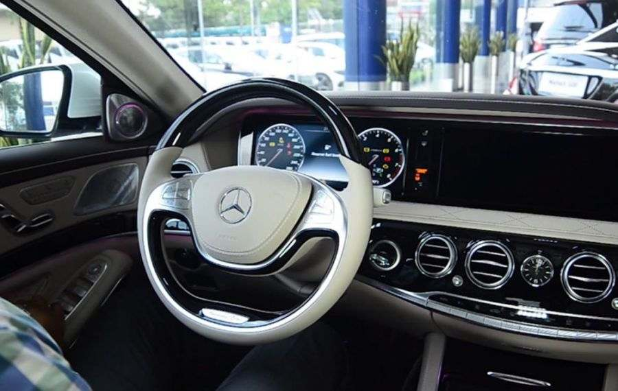 Noi that xe mercedes s400 maybach